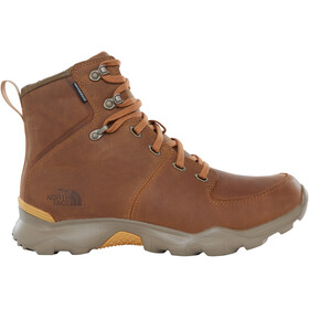 The North Face Thermoball Versa Shoes Men Bone Brown/Tinsel Yellow